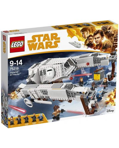 Конструктор Lego Star Wars - Imperial AT-Hauler (75219) - 5
