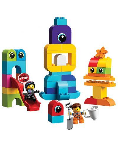 Конструктор Lego Duplo - Посетителите на Емет и Люси от планета DUPLO® (10895) - 7