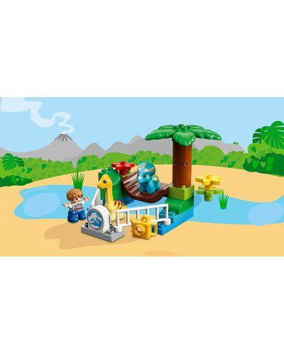 Конструктор Lego Duplo - Зоологическа градина за дружелюбни гиганти (10879) - 5