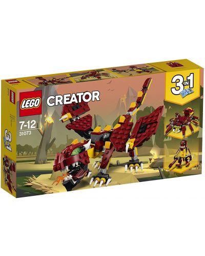 Конструктор Lego Creator - Митични същества (31073) - 1