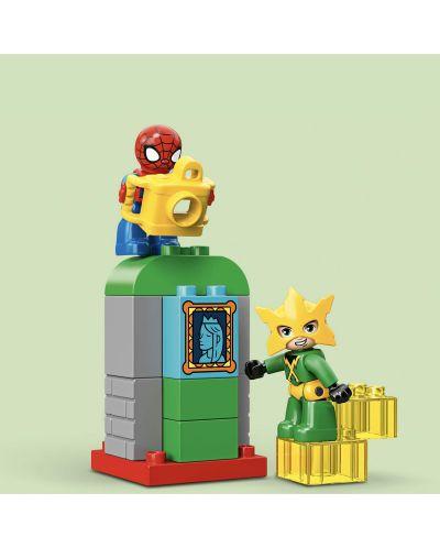 Конструктор Lego Duplo - Spider-Man срещу Electro (10893) - 5