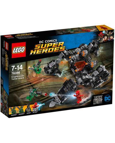 Конструктор Lego Super Heroes - Нападение в тунела (76086) - 1