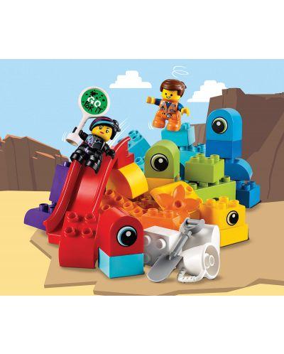 Конструктор Lego Duplo - Посетителите на Емет и Люси от планета DUPLO® (10895) - 8
