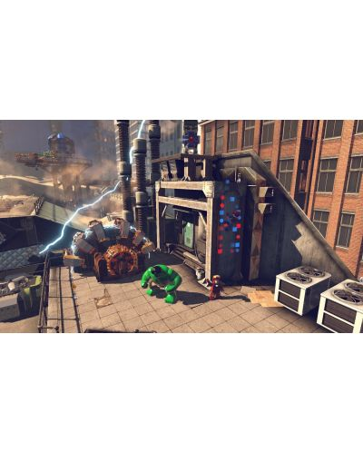 LEGO Marvel Super Heroes (Xbox One) - 5