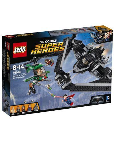 Конструктор Lego Super Heroes - Битка в небето (76046) - 1