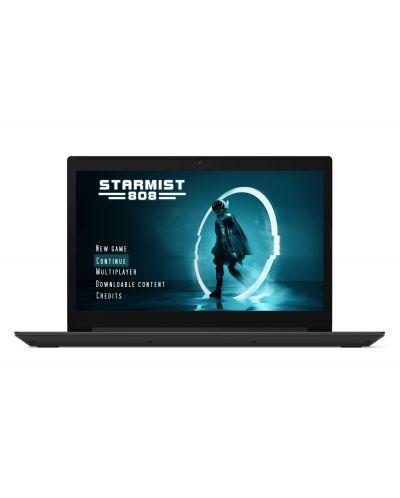 Геймърски лаптоп Lenovo IdeaPad - L340-17IRH, черен - 1