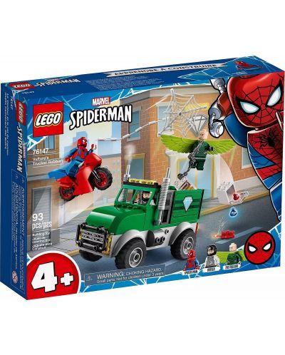 Конструктор Lego Marvel Super Heroes - Обир на камион с Vulture (76147) - 1
