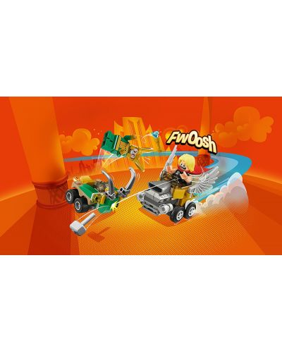 Конструктор Lego Super Heroes - Mighty Micros: Thor vs. Loki (76091) - 3
