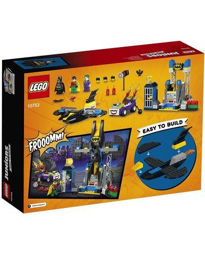 Конструктор Lego Juniors - Joker™ напада пещерата на прилепа (10753) - 3
