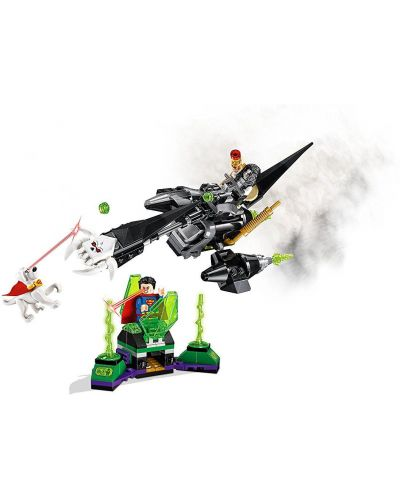 Конструктор Lego Super Heroes - Superman™ & Krypto™ Team-Up (76096) - 7