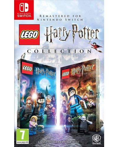 LEGO Harry Potter Collection (Nintendo Switch) - 1