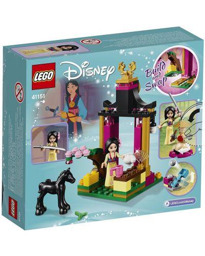 Конструктор Lego Disney Princess - Тренировката на Мулан (41151) - 3