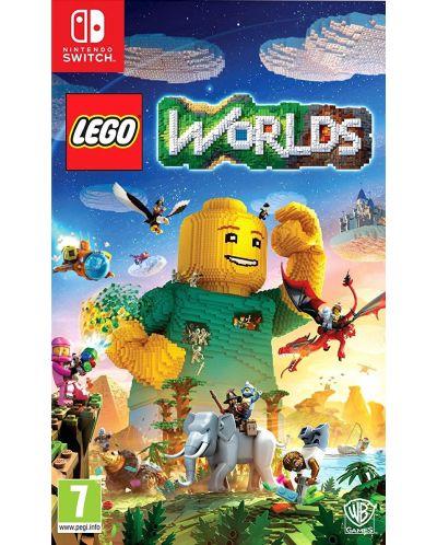 LEGO Worlds (Nintendo Switch) - 1