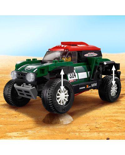 Конструктор Speed Champions - 1967 Mini Cooper S Rally и 2018 MINI John Cooper Works Buggy (75894) - 4