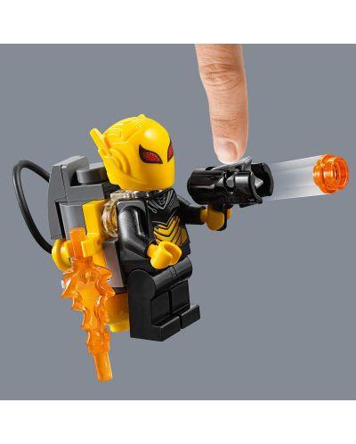 Конструктор Lego DC Super Heroes - Batman Mech vs. Poison Ivy Mech (76117) - 5