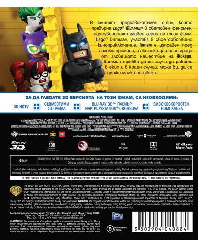 Lego Филмът: Батман 3D (Blu-Ray) - 3