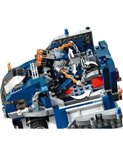 Конструктор Lego Marvel Super Heroes - Avengers: схватка с камион (76143) - 5
