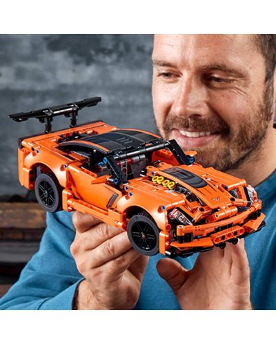 Конструктор Lego Technic - Chevrolet Corvette ZR1 (42093) - 7