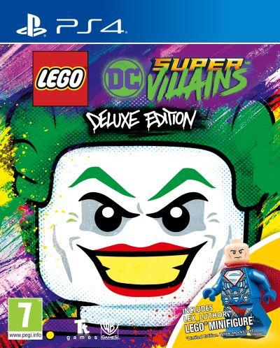 LEGO DC Super-Villains Deluxe Edition (PS4) - 1