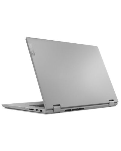 Лаптоп Lenovo IdeaPad - C340-15IML, сребрист - 5
