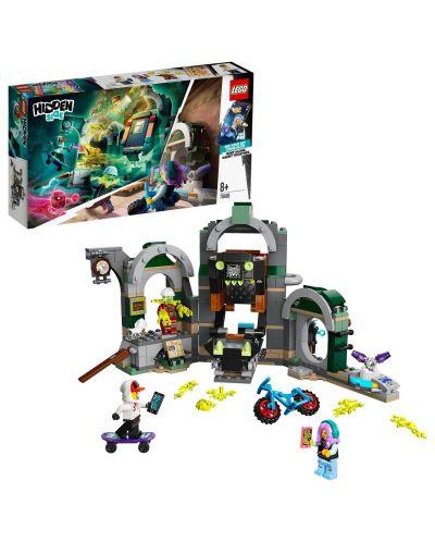 Конструктор Lego Hidden Side - Метрото в Нюбъри (70430) - 3