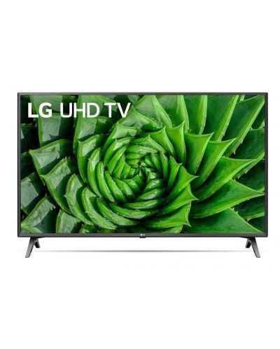 """Смарт телевизор LG - 50UN80003LC, 50"""", 4K LED, сив - 1"""