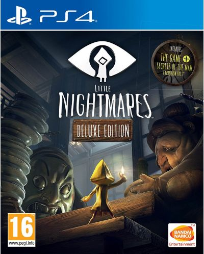 Little Nightmares Deluxe Edition (PS4) - 1