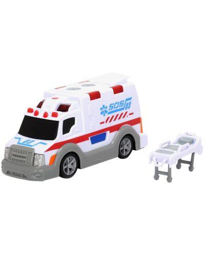 Линейка Dickie Toys - Action Series - 1