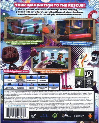 LittleBigPlanet 3 (PS4) - 4
