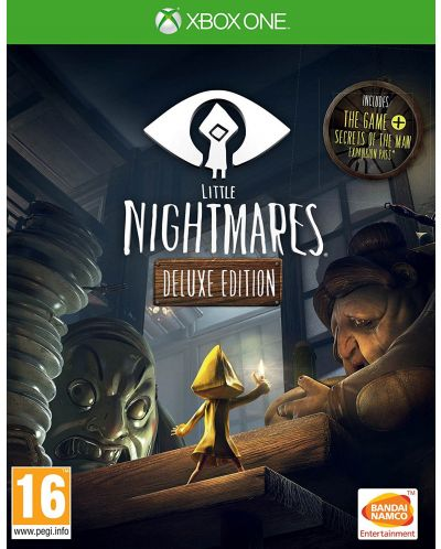 Little Nightmares Deluxe Edition (Xbox One) - 1