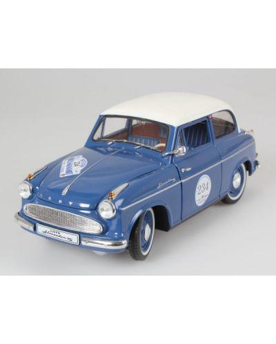 Сглобяем модел на автомобил Revell - Lloyd Alexander, Bluegrey (8463) - 5