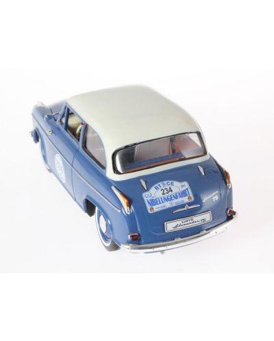 Сглобяем модел на автомобил Revell - Lloyd Alexander, Bluegrey (8463) - 2