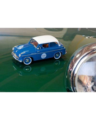 Сглобяем модел на автомобил Revell - Lloyd Alexander, Bluegrey (8463) - 4