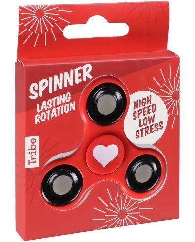 Антистресова играчка Tribe Fidget Spinner - Love - 2