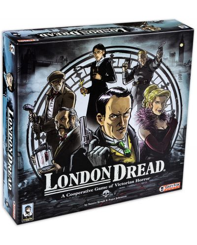 Настолна игра London Dread - 1