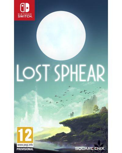 Lost Sphear (Nintendo Switch) - 1