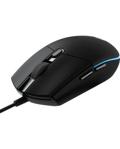 Гейминг мишка Logitech G102 Prodigy - оптична, черна - 2