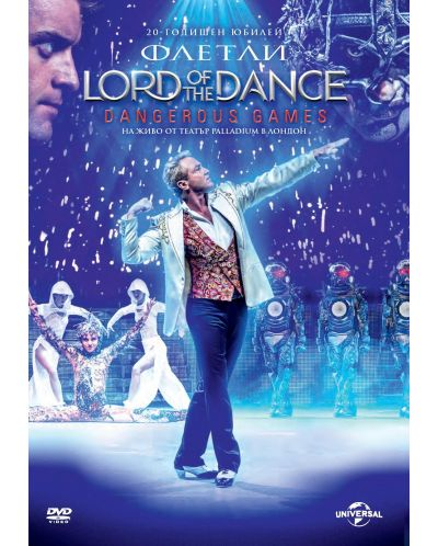 Lord of the Dance: Dangerous Games (DVD) - 1
