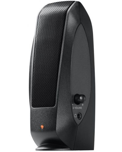 Колонки Logitech S120 - 2.0, черни - 3