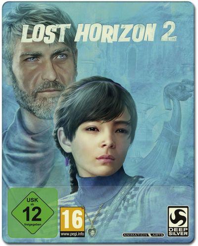 Lost Horizon 2 Steelbook Edition (PC) - 1