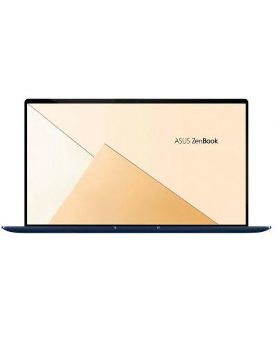 Лаптоп ASUS ZenBook - UX433FA-A5307T син - 1