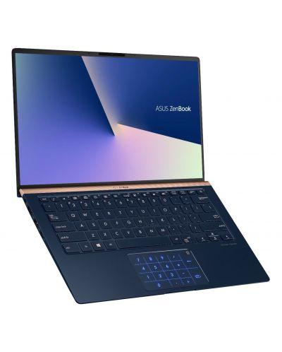 Лаптоп ASUS ZenBook - UX433FA-A5307T син - 4