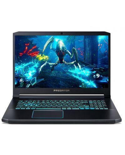 Гейминг лаптоп Acer - PH317-53-73V1, черен - 1