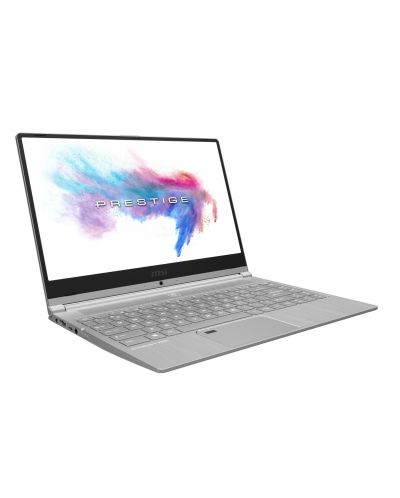 Лаптоп MSI - PS42 8RB-273BG, сив - 2
