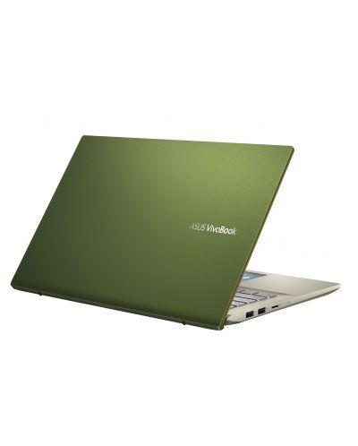 Лаптоп ASUS Vivobook - S432FA-EB018T, зелен - 6