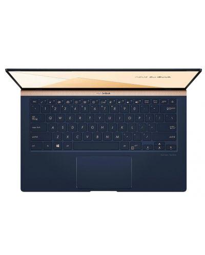 Лаптоп ASUS ZenBook - UX433FA-A5307T син - 3