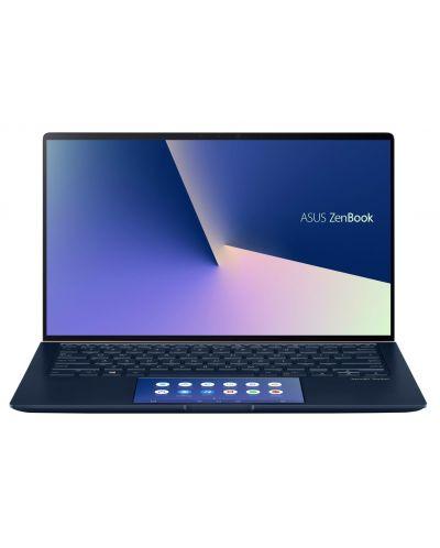 Лаптоп ASUS ZenBook - UX434FAC-WB501R, син - 2