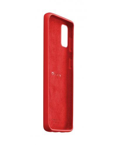Калъф за Samsung Galaxy A51 Cellularline - Sensation, червен - 2