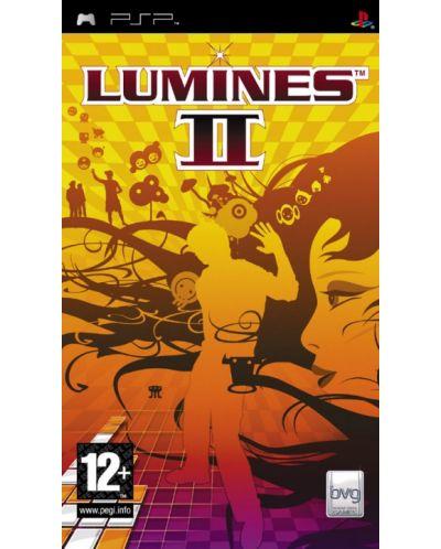 Lumines 2 (PSP) - 1