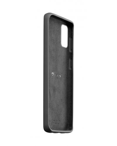 Калъф за Samsung Galaxy A51 Cellularline - Sensation, черен - 2